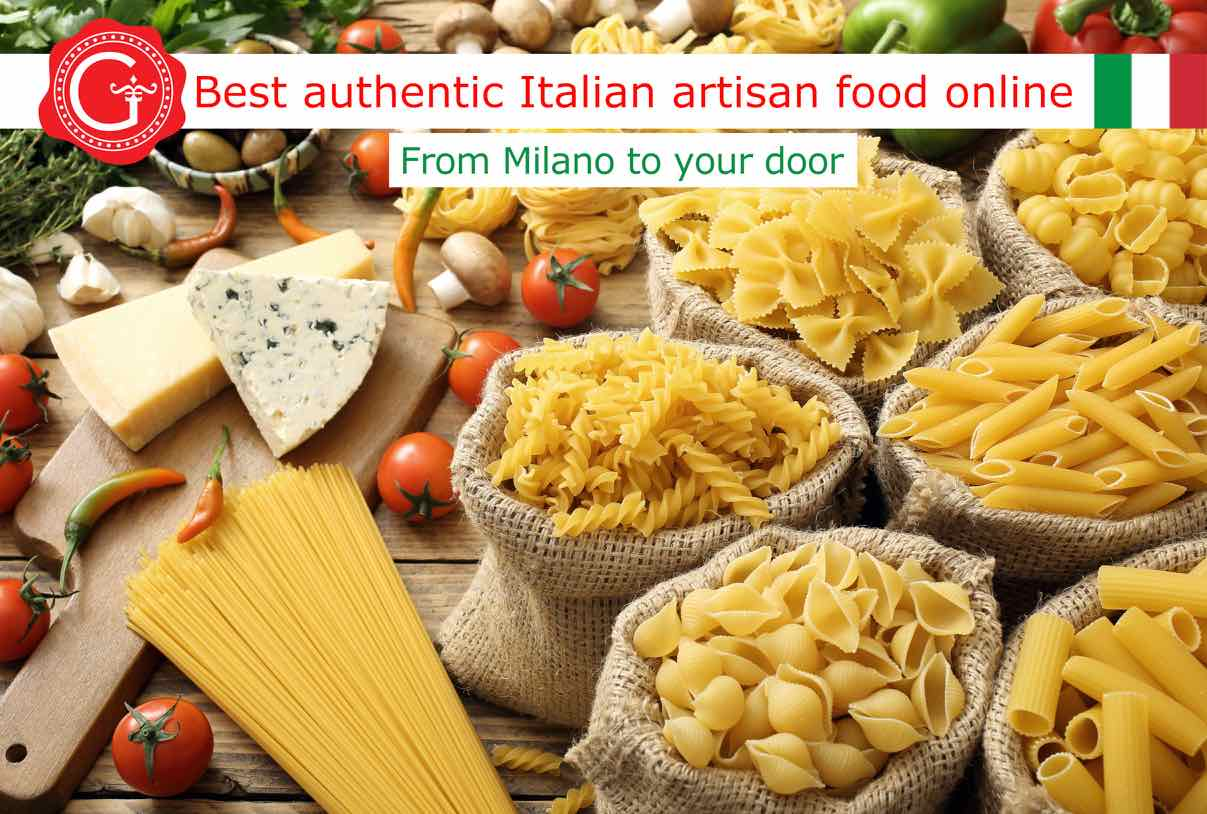 types of pasta - Gustorotondo Italian food shop - best authentic artisan Italian food online - vendita online dei migliori cibi artigianali