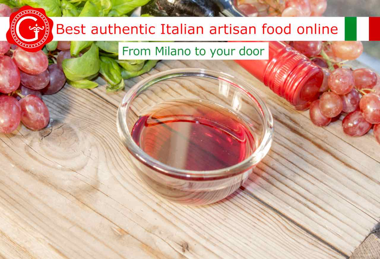 Types of vinegar - Gustorotondo Italian food shop - vendita online dei migliori cibi artigianali - best authentic Italian artisan food online