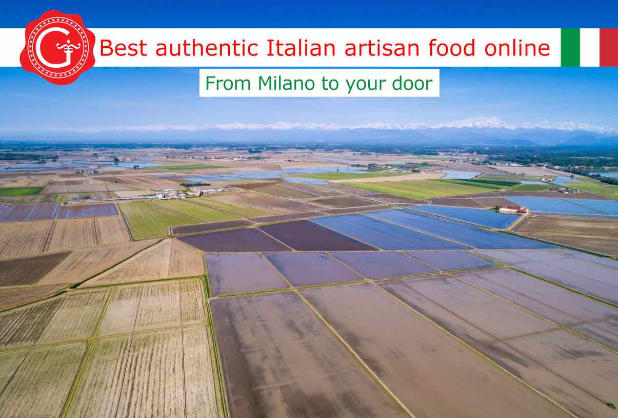Italian rice varieties - Gustorotondo Italian food shop - best authentic artisan Italian food online - vendita online dei migliori cibi artigianali