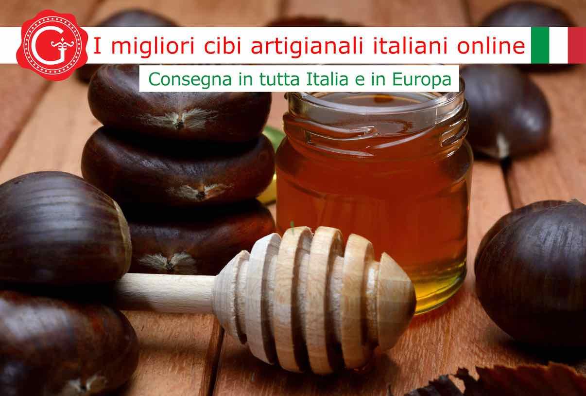 miele cristallizzato - Gustorotondo - Gustorotondo online shop - i migliori cibi online - vendita online dei migliori cibi italiani artigianali - best authentic Italian artisan food online