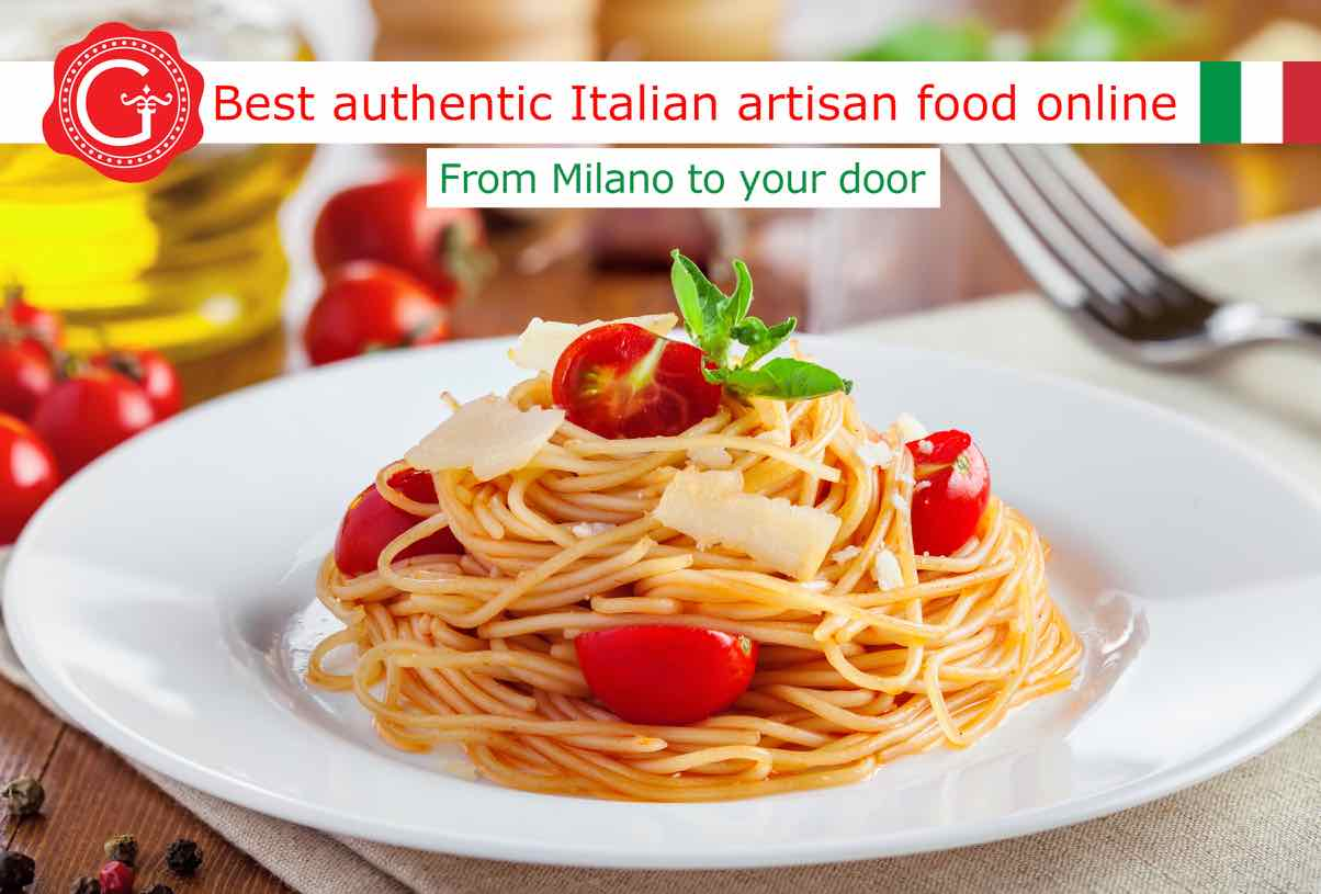 pasta in Italy - Gustorotondo Italian food shop - best authentic artisan Italian food online - vendita online dei migliori cibi artigianali