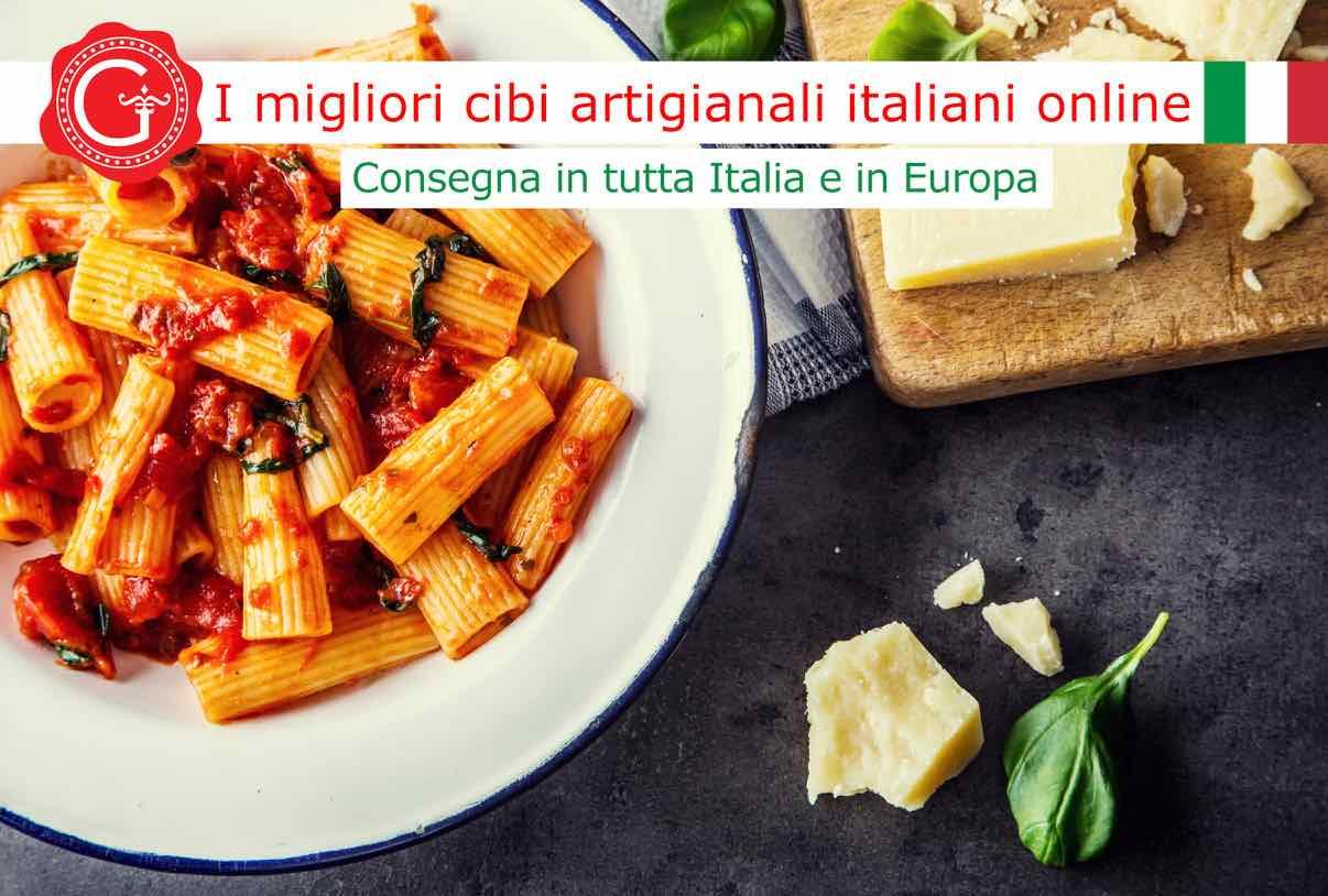 Rigatoni - Gustorotondo - Gustorotondo online shop - i migliori cibi online - vendita online dei migliori cibi italiani artigianali - best authentic Italian artisan food online