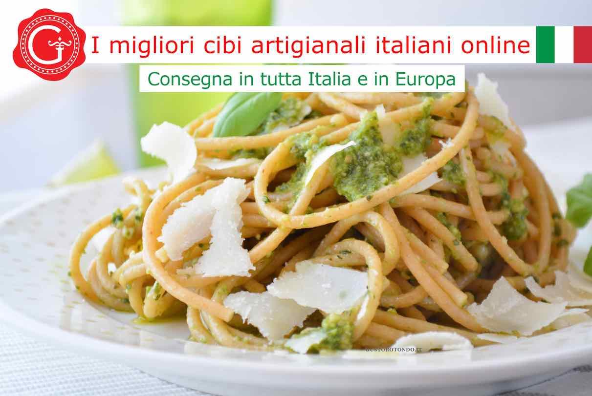 Pasta integrale - Gustorotondo - Gustorotondo online shop - i migliori cibi online - vendita online dei migliori cibi italiani artigianali - best authentic Italian artisan food online