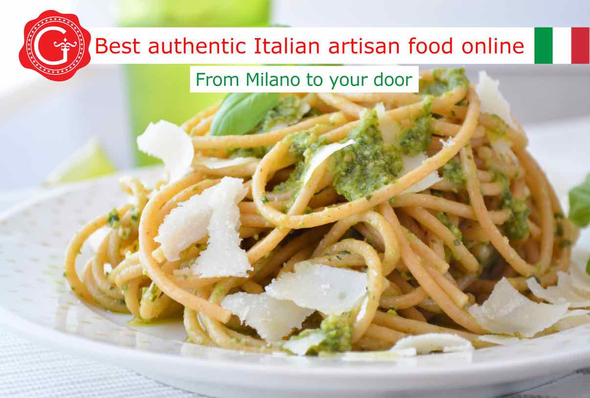 whole wheat pasta - wholemeal pasta - Gustorotondo Italian food shop - best authentic artisan Italian food online - vendita online dei migliori cibi artigianali