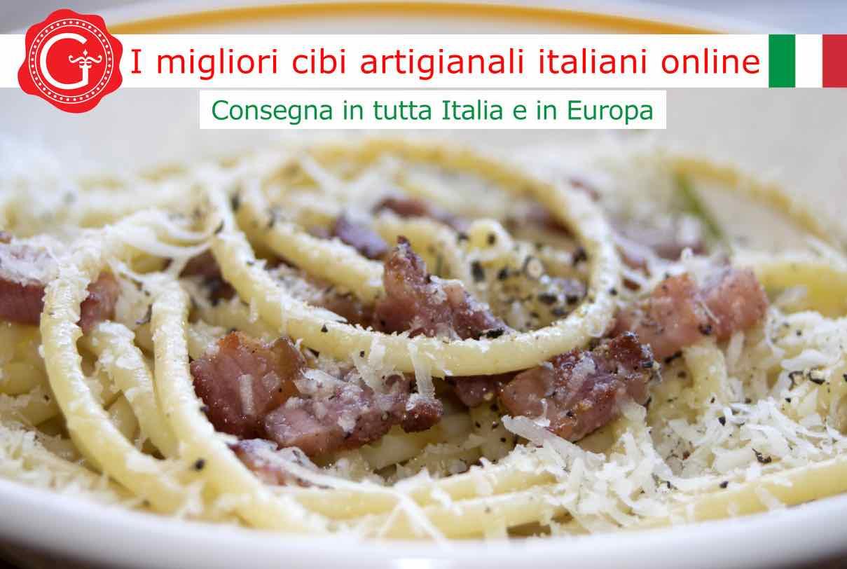 43e4b76d8982 pasta alla grigia - ricetta - Gustorotondo online shop - i migliori cibi  online - vendita