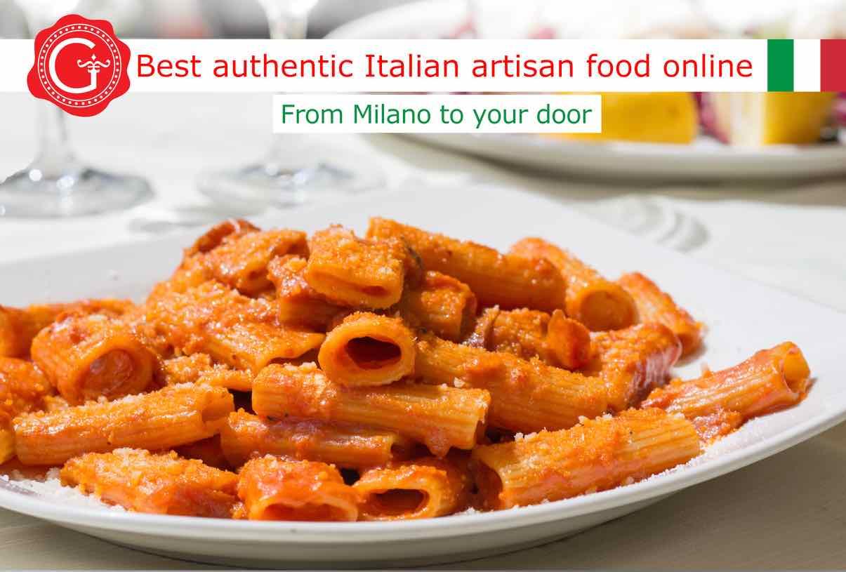 pasta from Italy - Gustorotondo - Gustorotondo online shop - i migliori cibi online - vendita online dei migliori cibi italiani artigianali - best authentic Italian artisan food online