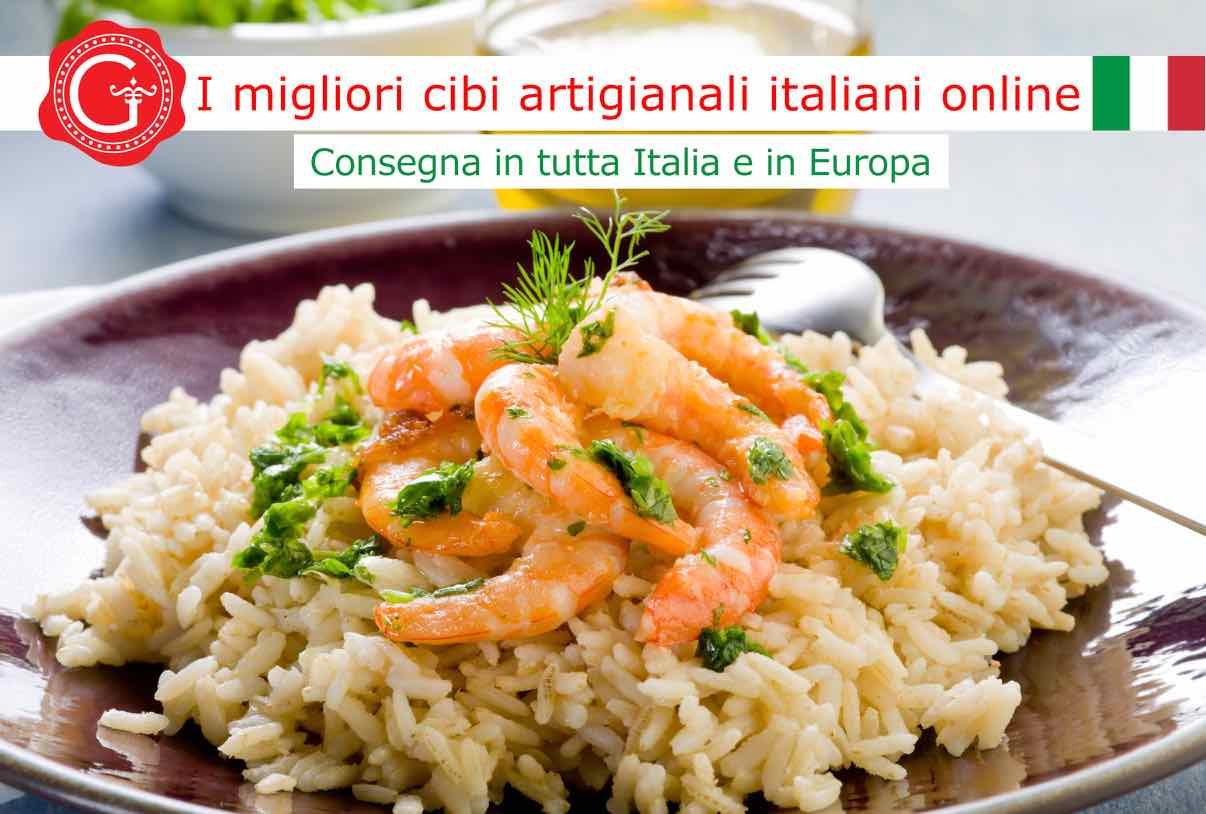 riso integrale - Gustorotondo online shop - i migliori cibi online - vendita online dei migliori cibi italiani artigianali - best authentic Italian food online
