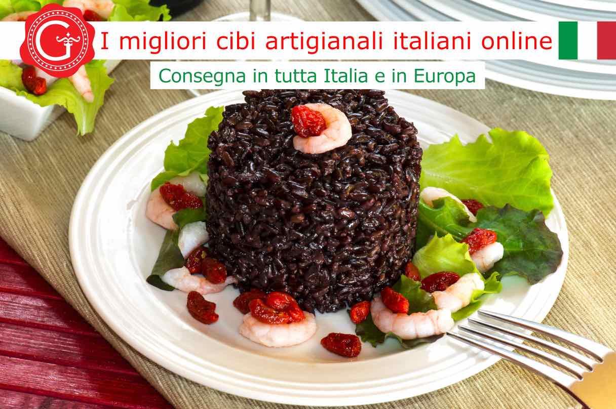 riso Venere - Gustorotondo online shop - i migliori cibi online - vendita online dei migliori cibi italiani artigianali - best authentic Italian artisan food online