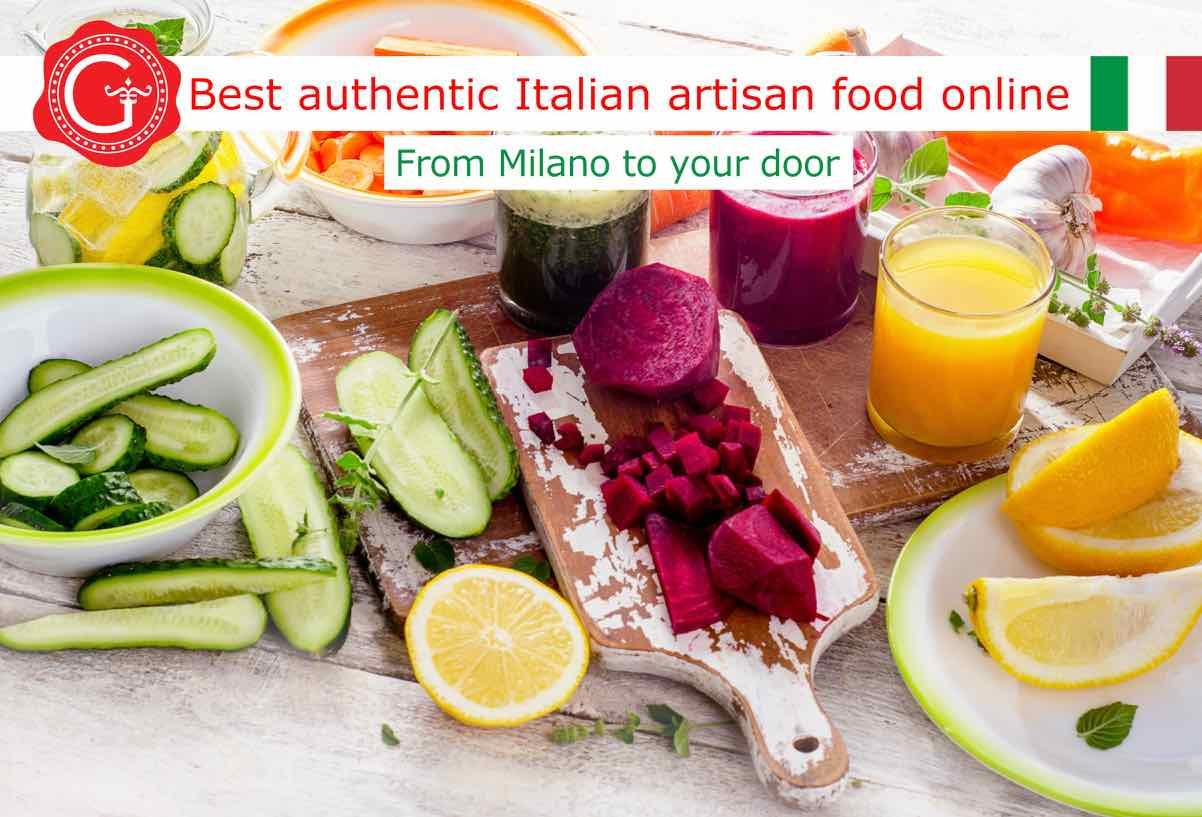 detox diet - Gustorotondo online shop - i migliori cibi online - vendita online dei migliori cibi italiani artigianali - best authentic Italian artisan food online