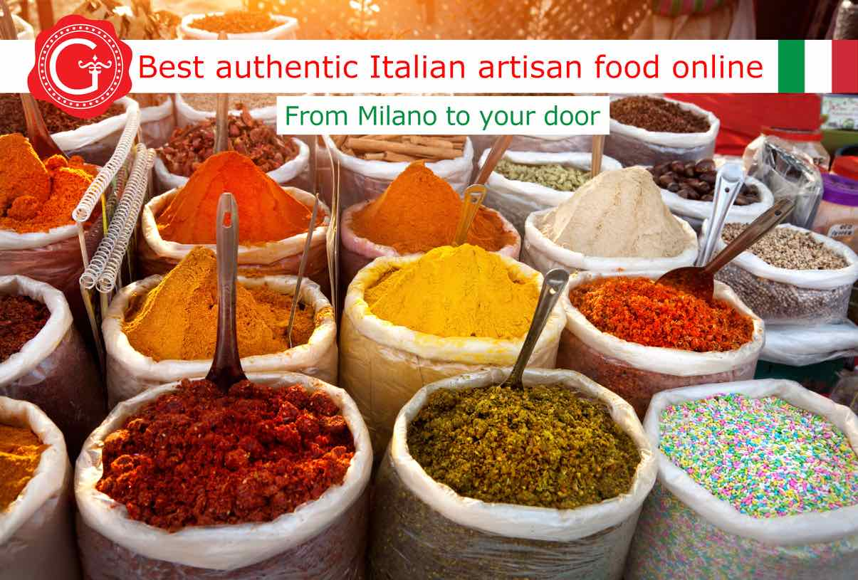 recipe for curry - best Italian food - Gustorotondo online food shop - authentic Italian artisan food online