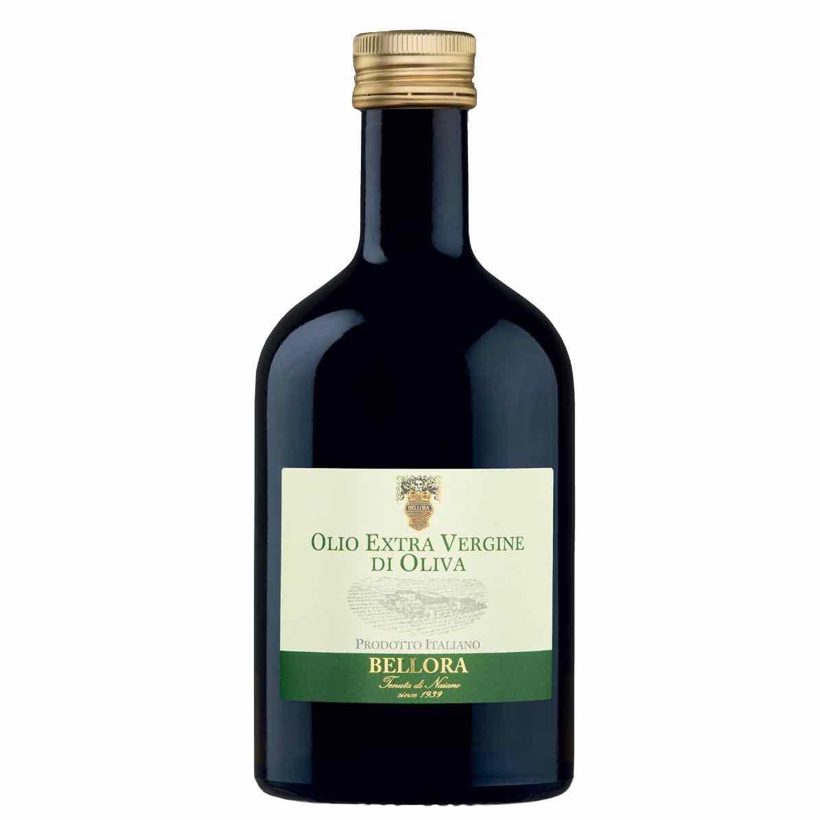 olio extravergine di oliva Bellora Tenuta di Naiano – Gustorotondo online shop – i migliori cibi online – vendita online dei migliori cibi italiani artigianali