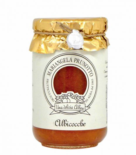 apricot preserve with cane sugar - best Italian food - Gustorotondo online food shop - authentic Italian artisan food online
