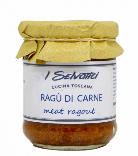 meat ragu - best Italian food - Gustorotondo online food shop - authentic Italian artisan food online