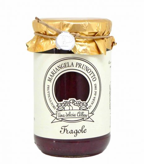 strawberry preserve with cane sugar - best Italian food - Gustorotondo online food shop - authentic Italian artisan food online