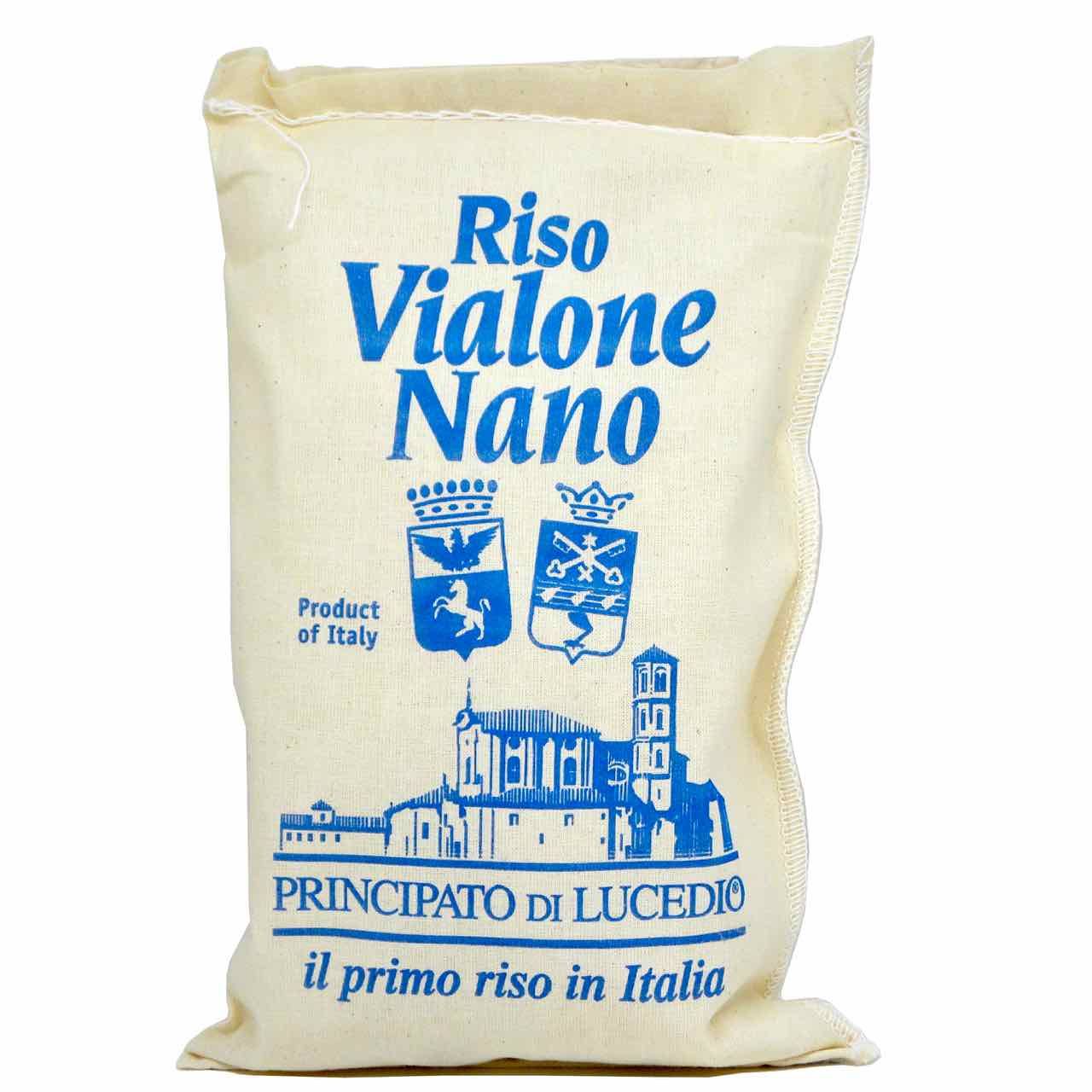 Vialone Nano rice – Principato di Lucedio –  best Italian food – Gustorotondo online food shop – authentic Italian artisan food online