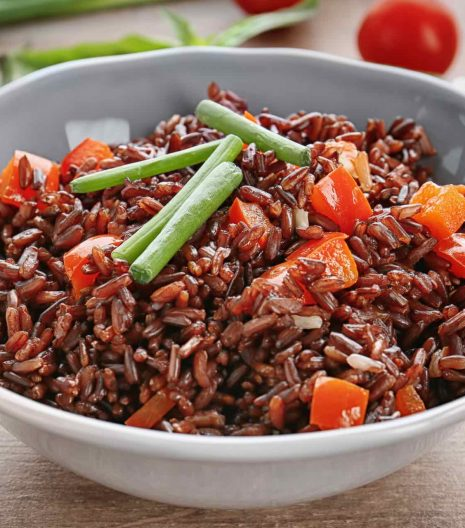 Red rice - Gustorotondo - best Italian food