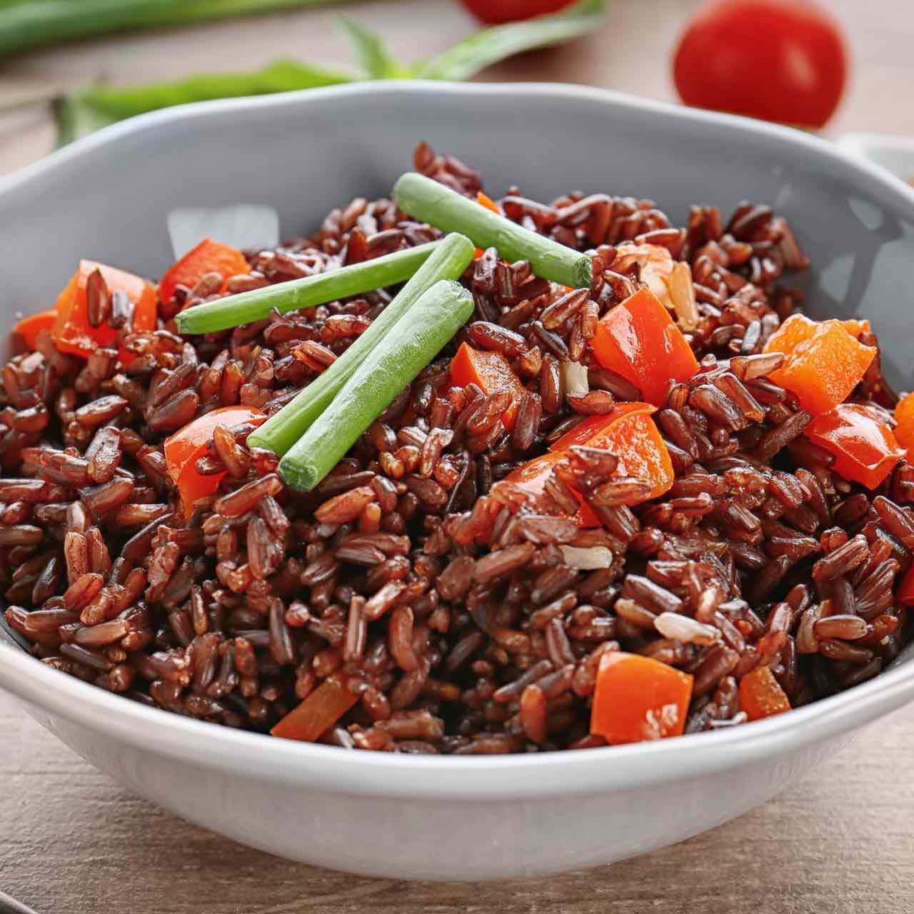 Red rice – Gustorotondo – best Italian food – Gustorotondo online food shop – authentic Italian artisan food