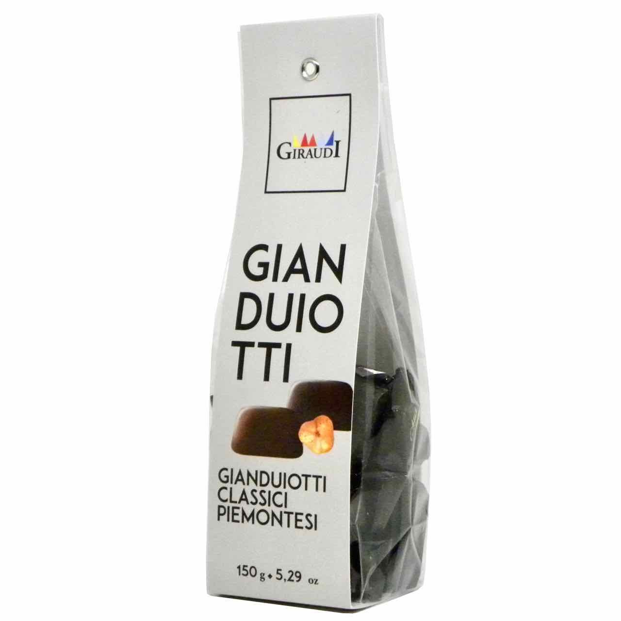 Gianduiotti 4.3 Giraudi lato – Gustorotondo – spesa online –  Gustorotondo online shop – i migliori cibi online – vendita online dei migliori cibi italiani artigianali