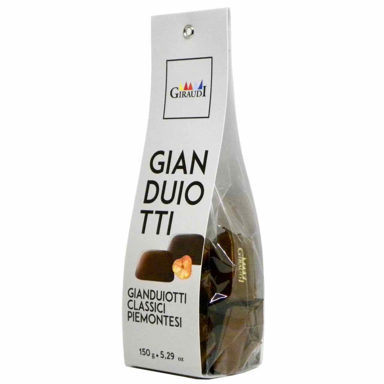 Gianduiotti fondenti Giraudi lato – Gustorotondo – spesa online –  Gustorotondo online shop – i migliori cibi online – vendita online dei migliori cibi italiani artigianali