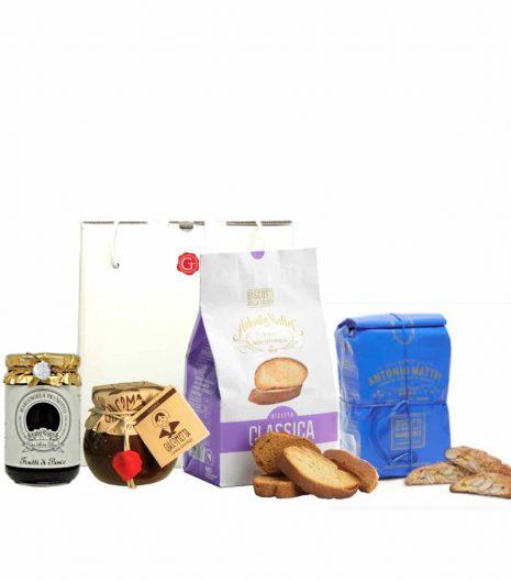 confezione regalo - classico gianduia - Gustorotondo - spesa online