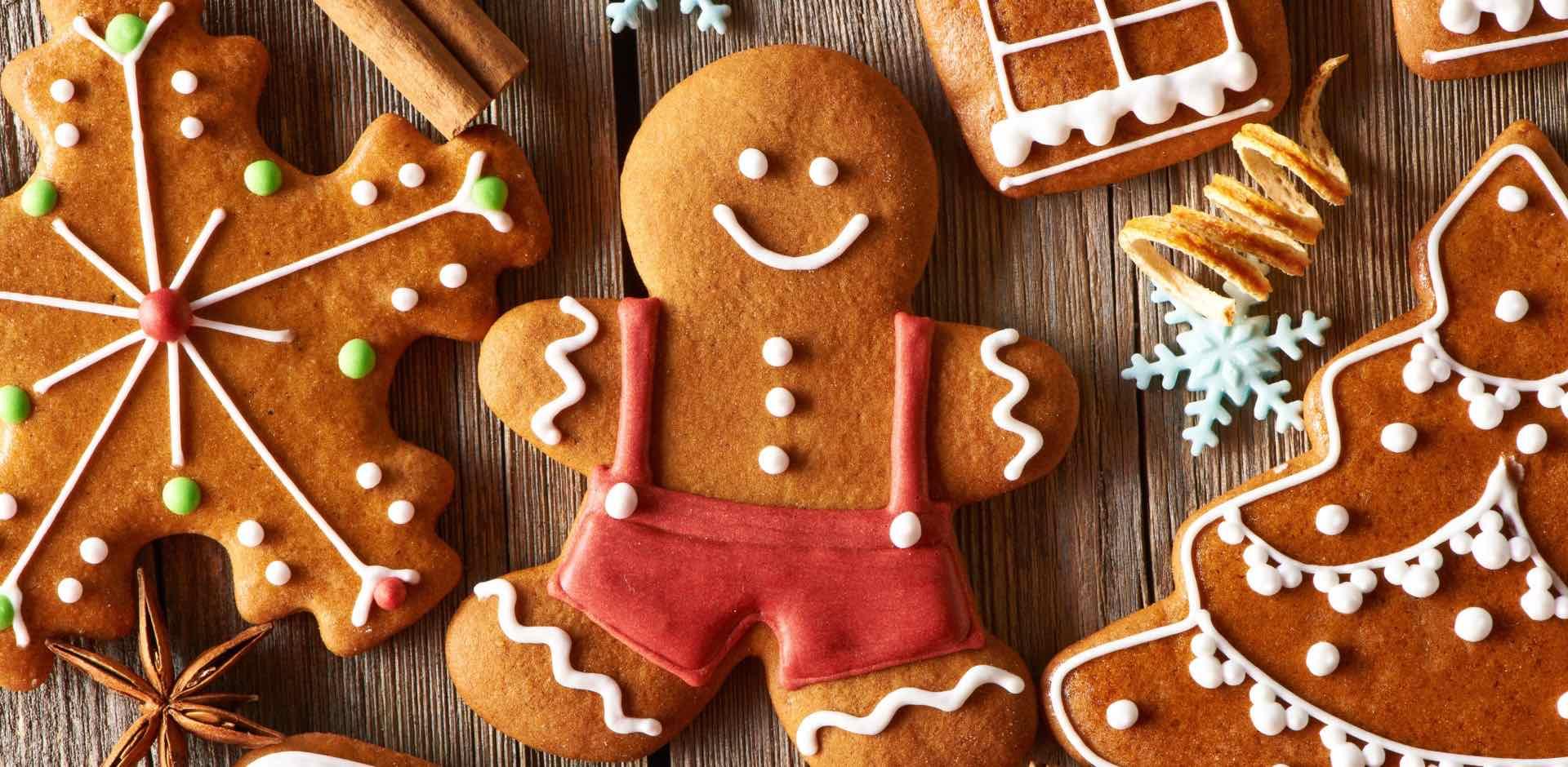 Natale - omino - panpepato - Gustorotondo - spesa online