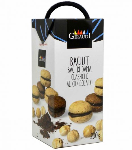 baci di dama tacit cookies Giraudi - shop online