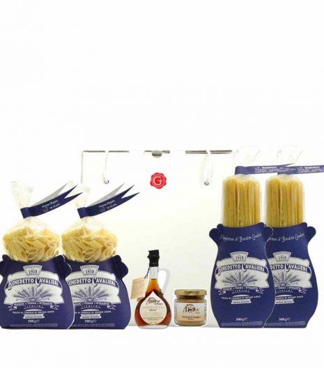 confezione regalo Sapori di mare 2 - Gustorotondo - spesa online - Gustorotondo online shop - i migliori cibi online - vendita online dei migliori cibi italiani artigianali