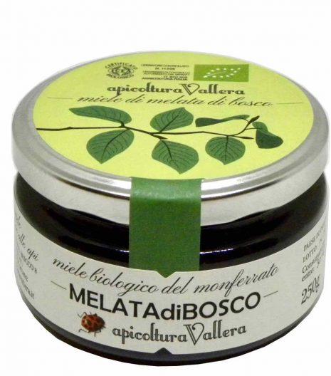 miele melata di bosco Apicoltura Vallera 250 g - Gustorotondo - spesa online