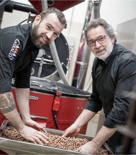 Giraudi cioccolato Giacomo Davide - Gustorotondo - buono sano artigiano - spesa online