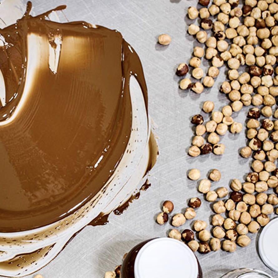 Giraudi cioccolato dragée nocciola – Gustorotondo – buono sano artigiano – spesa online