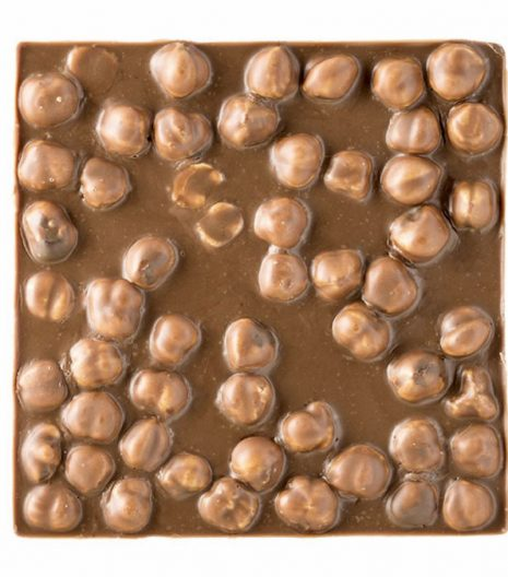Quadrella Giraudi cioccolato latte e nocciole - Gustorotondo - buono sano artigiano - spesa online