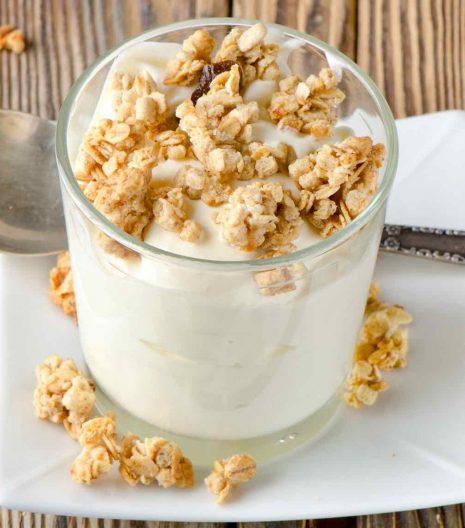 muesli e yogurt - Gustorotondo