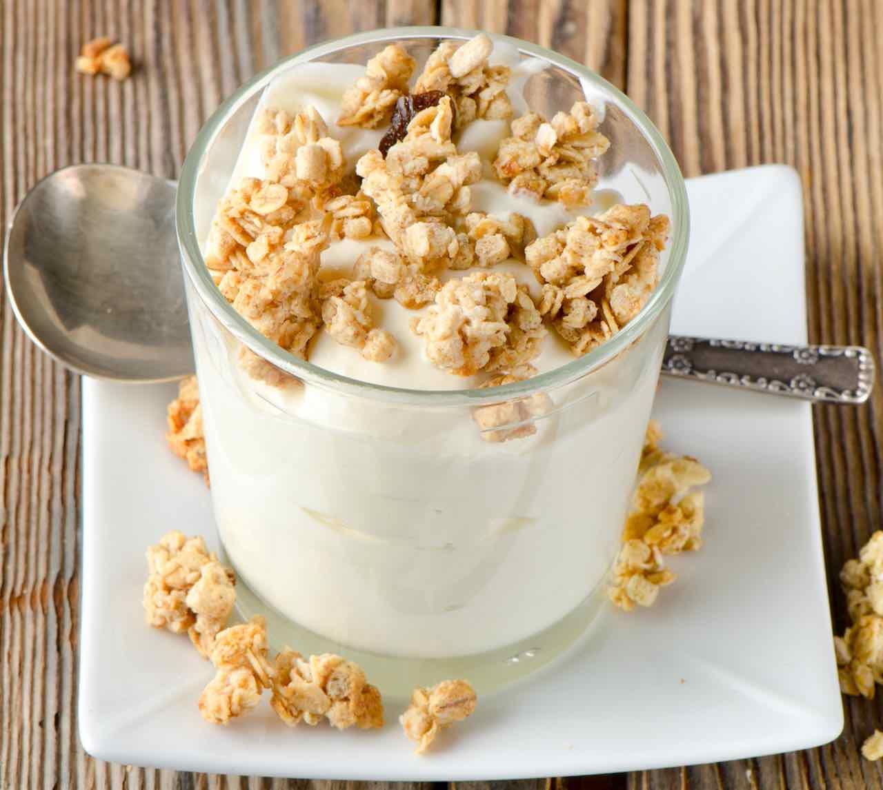 muesli e yogurt – Gustorotondo