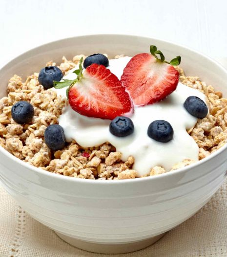 muesli frutta e yogurt - Gustorotondo - spesa online