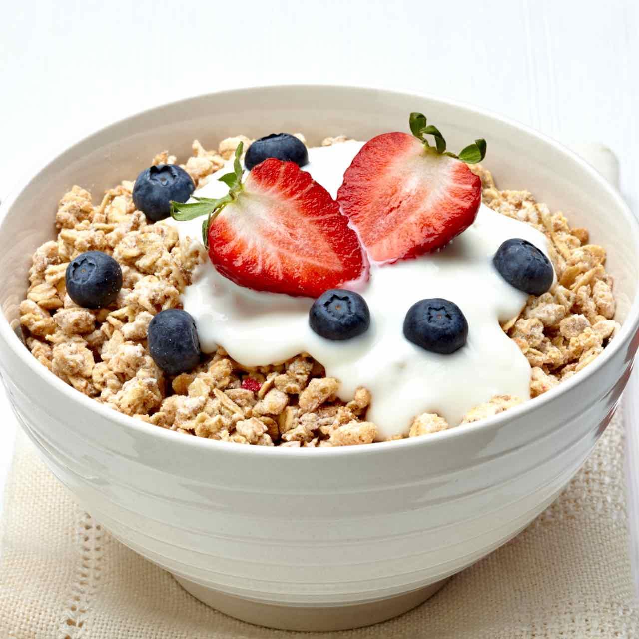 muesli frutta e yogurt – Gustorotondo – spesa online