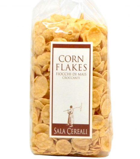 corn flakes Sala Cereali - Gustorotondo - buono sano artigiano