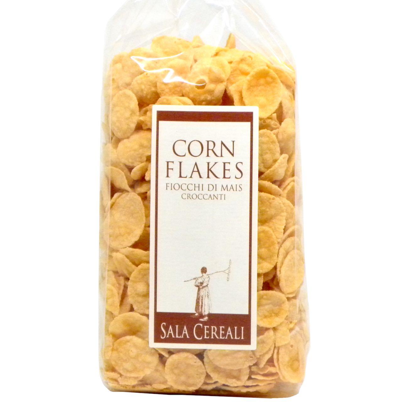 corn flakes Sala Cereali – Gustorotondo – buono sano artigiano