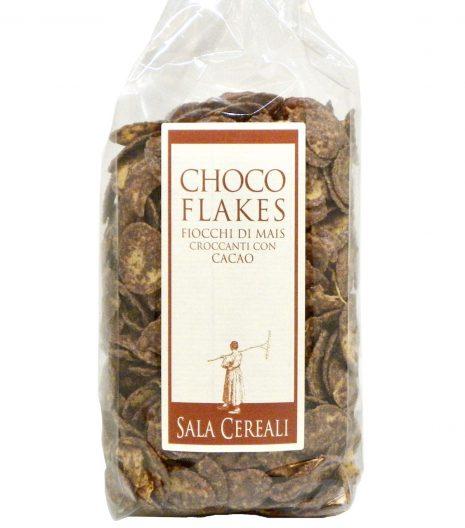 fiocchi di mais con cacao Sala Cereali - Gustorotondo - buono sano artigiano