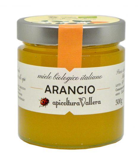 miele arancio bio - Apicoltura Vallera - Gustorotondo - spesa online - buono sano artigiano